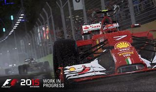 Anunciado oficialmente F1 2015 para PS4, Xbox One y PC
