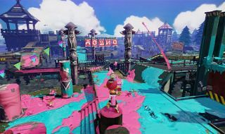 Nuevos trailers y gameplay de Splatoon