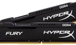 HyperX Fury DDR4, las nuevas memorias de Kingston