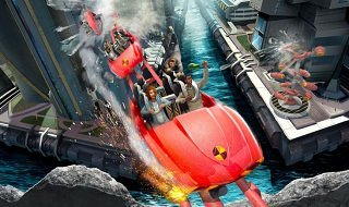 Las notas de ScreamRide en las reviews de la prensa