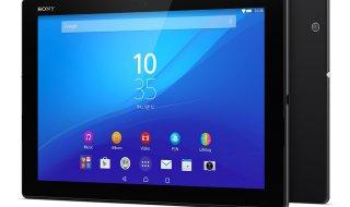 La Xperia Z4 Tablet ya es oficial