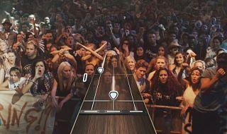 Entre bastidores de Guitar Hero Live