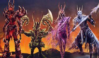 Anunciado Overlord: Fellowship of Evil