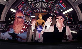 Disney Infinity 3.0: Play Without Limits incluirá personajes de Star Wars