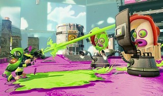 Una hora de gameplay del multijugador de Splatoon