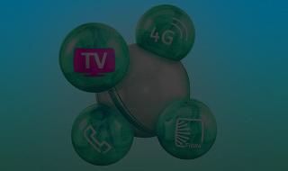 La nueva oferta de Movistar Fusión TV con fibra óptica llega hasta los 300 megas