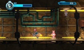 Nuevo gameplay de Mighty No. 9