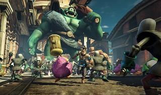 Dragon Quest Heroes ya tiene fecha de lanzamiento en Europa