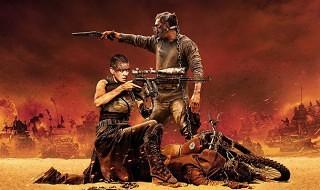 Mad Max: Furia en la Carretera, la película más descargada de la semana