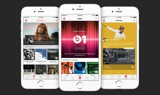 Apple Music, el servicio musical en streaming de Apple
