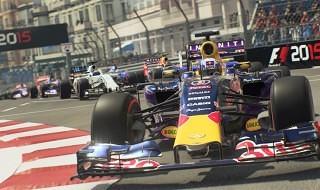 Volantes y mandos compatibles con F1 2015