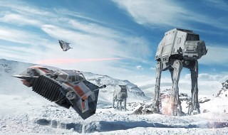 Primer gameplay de Star Wars: Battlefront