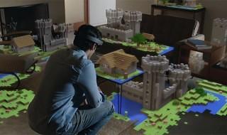 Habrá versión especial de Minecraft para HoloLens
