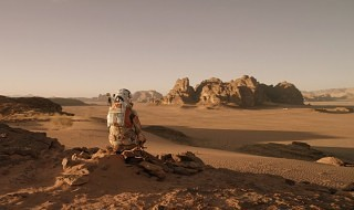 Primer trailer de The Martian