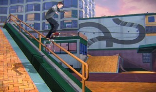 Primer gameplay de Tony Hawk's Pro Skater 5