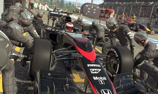 F1 2015 ya disponible