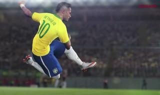 Así luce la cara de Neymar en PES 2016