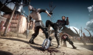 70 minutos de gameplay de Mad Max