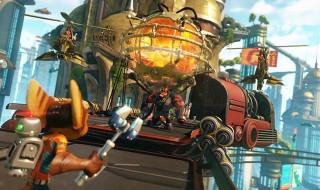 Comparativa gráfica entre el Ratchet & Clank original y su remake para PS4