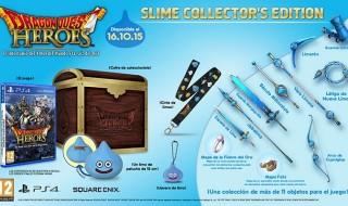 La edición de coleccionista de Dragon Quest Heroes llegará a España