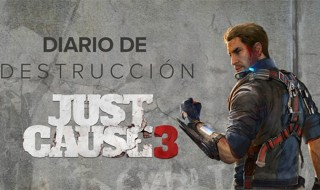 La destrucción en Just Cause 3