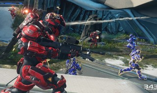 Nuevo gameplay del multijugador de Halo 5: Guardians