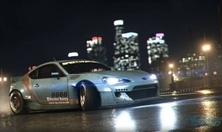 Nuevo trailer de Need for Speed desde la Gamescom