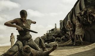 Mad Max : Fury Road repite como película más descargada de la semana