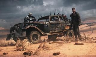 Anuncio para televisión del juego de Mad Max