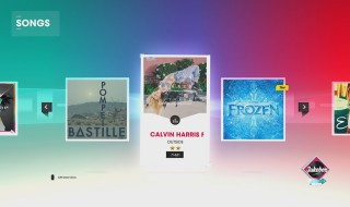 Listado de canciones de Let's Sing 2016