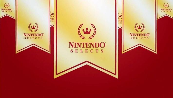 Nintendo-Selects-Wall