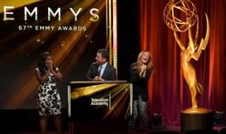 Los ganadores de los Emmys 2015