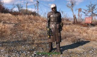 El sistema de personajes de Fallout 4