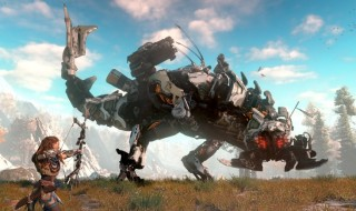 Gameplay de Horizon: Zero Dawn desde el TGS