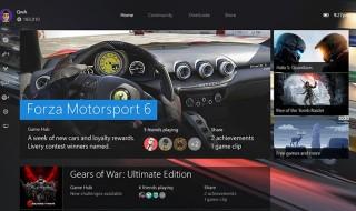 Detalles sobre la actualización de noviembre de Xbox One