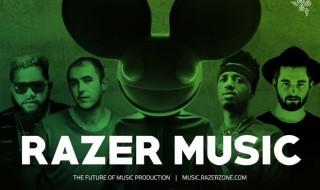 Razer Music nos ayudará con la creación de contenidos musicales