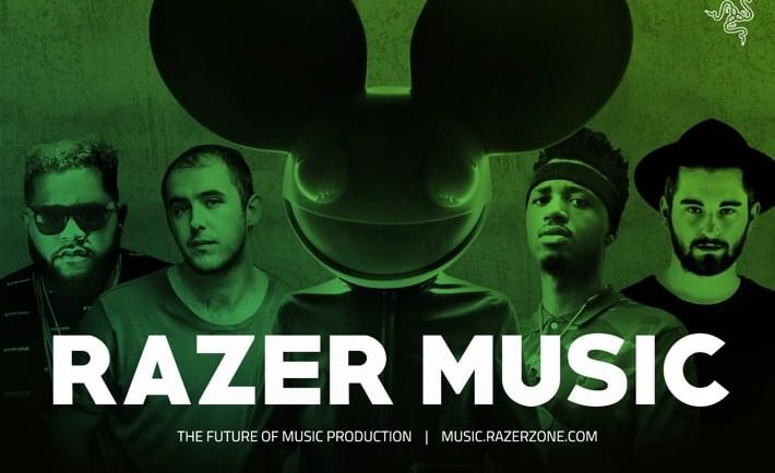 Group w Razer Music