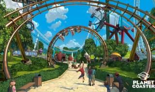 Primer diario de desarrollo de Planet Coaster