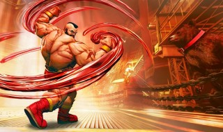 Zangief confirmado para Street Fighter V