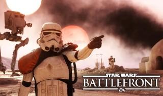 Trailer de lanzamiento de Star Wars Battlefront
