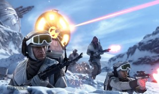 Trailer de acción real de Star Wars Battlefront