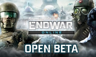Arranca la beta abierta de Tom Clancy's Endwar Online