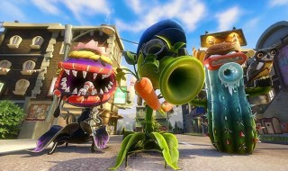 El modo para un jugador de Plants vs Zombies: Garden Warfare 2
