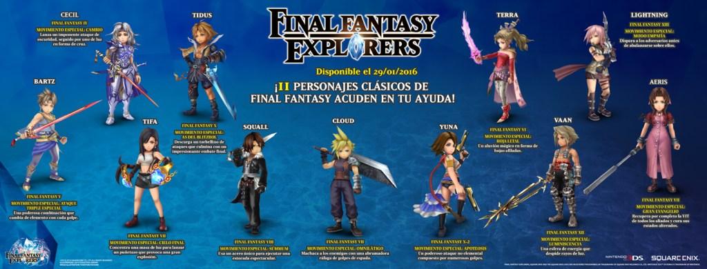 FFEXP_Infografía personajes