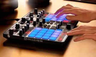 Presentada la controladora Hercules P32 DJ