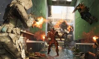 Un vistazo a Skyjacked, uno de los nuevos mapas de Call of Duty: Black Ops III