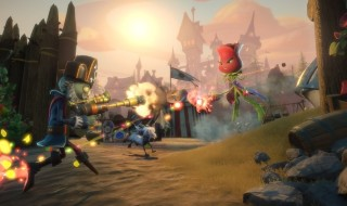 Disponible la beta multijugador de Plants vs. Zombies Garden Warfare 2