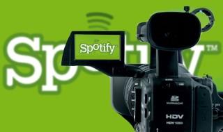 El vídeo llega a Spotify, aunque no para todos