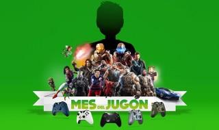 Microsoft celebra el mes del jugón hasta el 15 de marzo