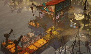 Las notas de The Flame in the Flood en las reviews de la prensa